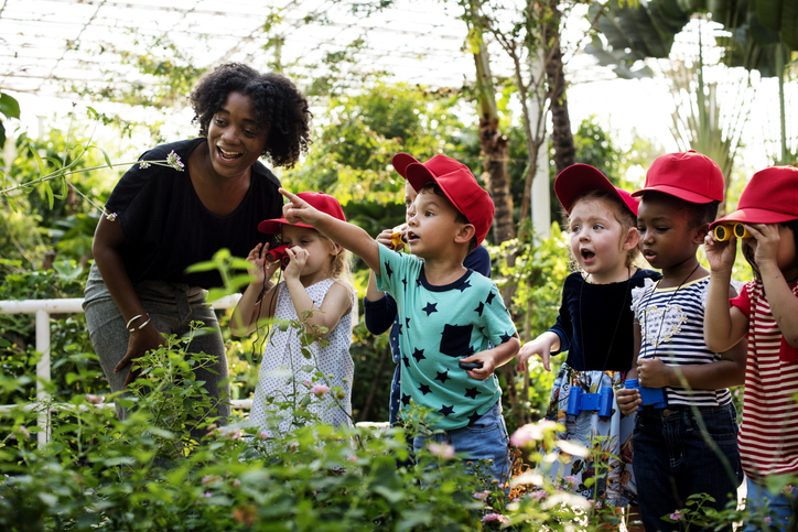 Optimism can help child and youth workers encourage children to think more positively