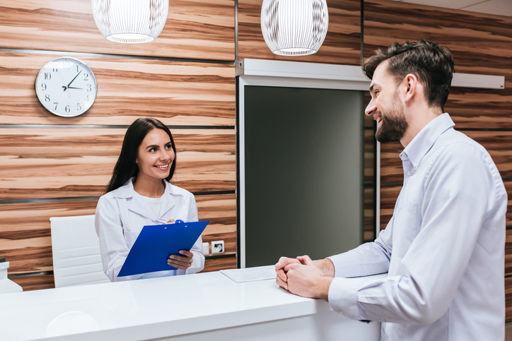 A strong grasp of medical terminology will help when you become a medical office administrator