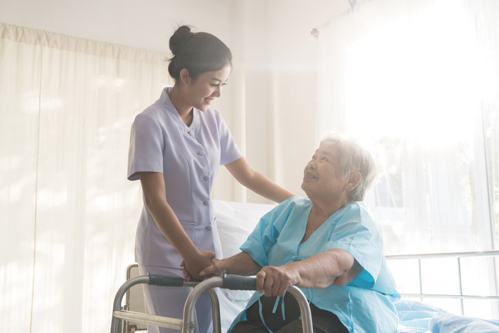 become a personal support worker