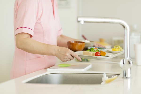 ADLs can include the ability to prepare one's own meals